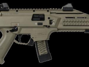 CZ Scorpion EVO 3 S1 9mm Pistol/Carbine Combo -FDE