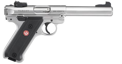 Ruger Mk IV Target Stainless (40103)