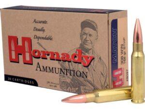 Hornady 308 Win 168 gr BTHP Match