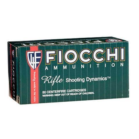 Fiocchi .223 50gr FMJBT (50 Rounds)