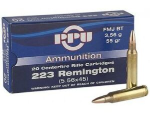 PPU - PP59 223 Remington (1000rd)