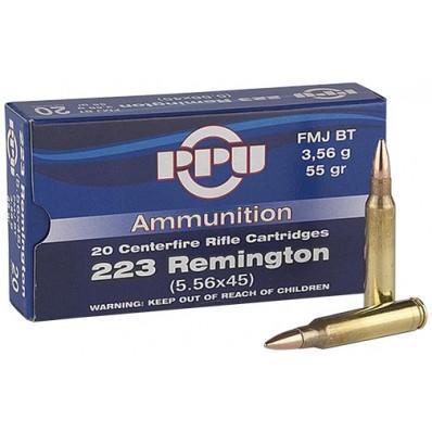 PPU - PP59 223 Remington (1000rd)