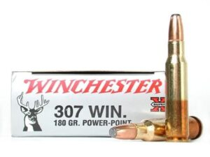 Winchester 307 Power Point 180gr (20 Rounds)