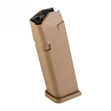 Glock 19x 9mm Magazine - Tan