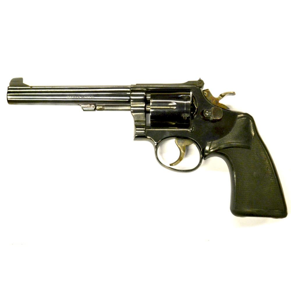 Used Smith and Wesson 14-3 (38sp)