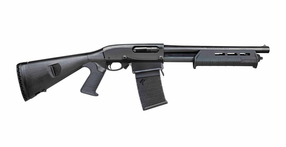 Remington 870DM - Little Beaver 2