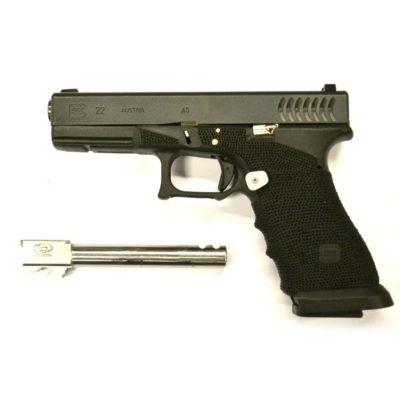 Used Custom Glock 22 RTF Gen 4 - 40cal and 9mm