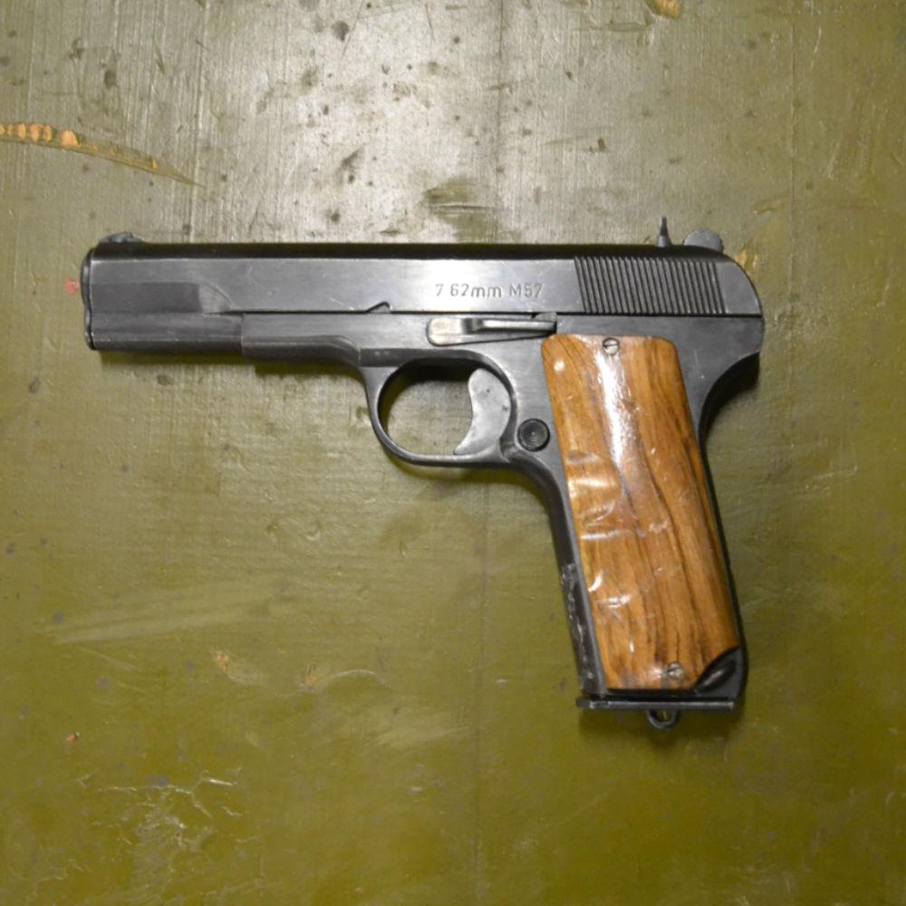 Unique Yugoslavian Surplus M57 Pistols 7.62x25 - 10889