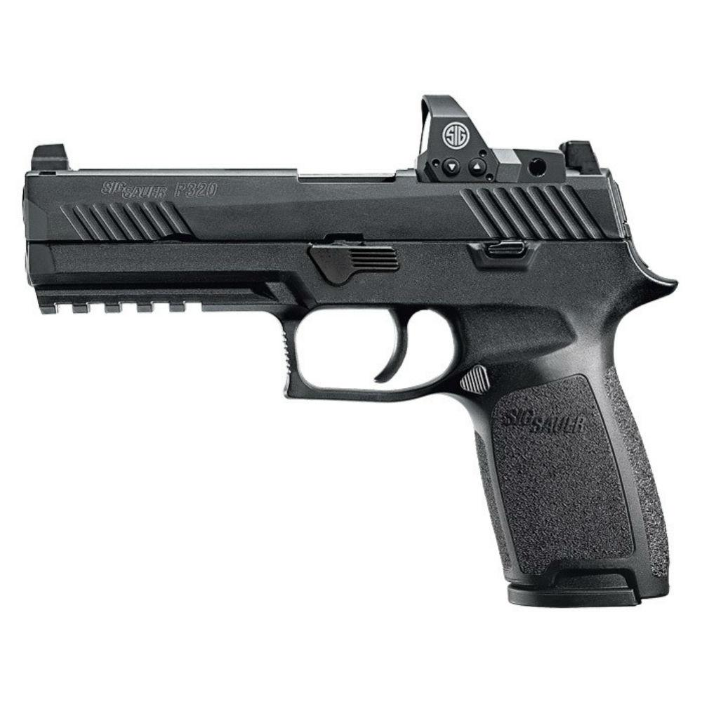 Sig Sauer P320RX with Romeo1 Sight  (9mm)