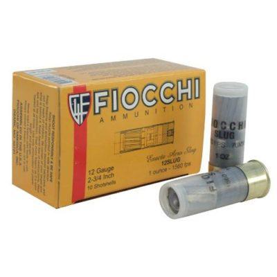 Fiocchi 12 GA LR Slug
