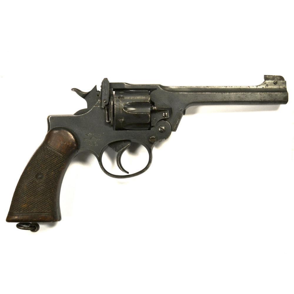 Enfield Revolver - Surplus Shooter grade - 38 S&W - Standard Hammer