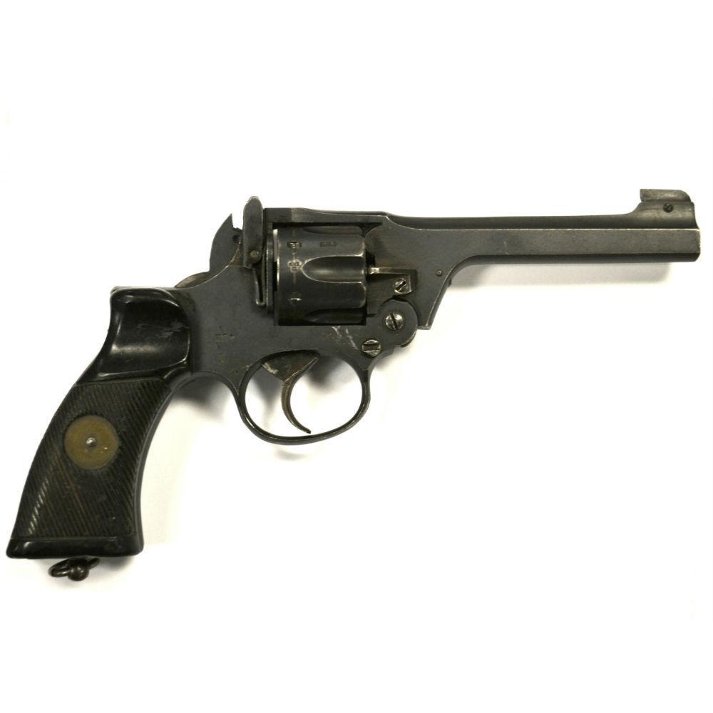 Enfield Revolver - Surplus Shooter grade - 38 S&W - Tanker Hammer