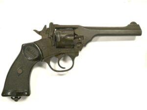 Webley MK IV Revolver - Surplus Shooter grade - 38 S&W